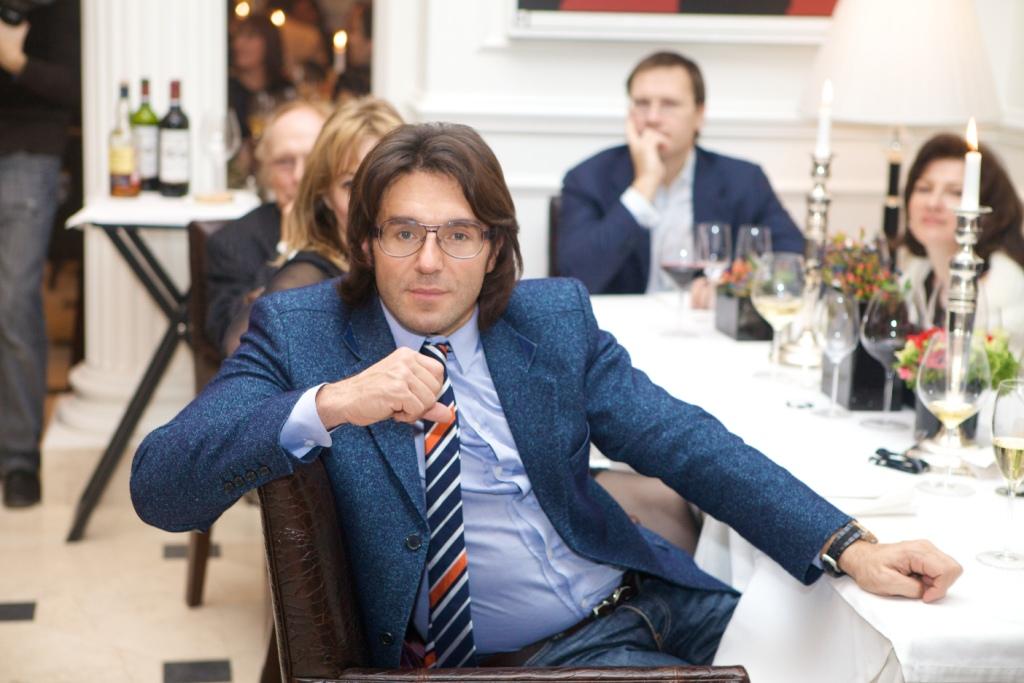 Андрей малахов и похудение